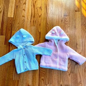Bundle of 2 Sweaters 3 Month Carter's